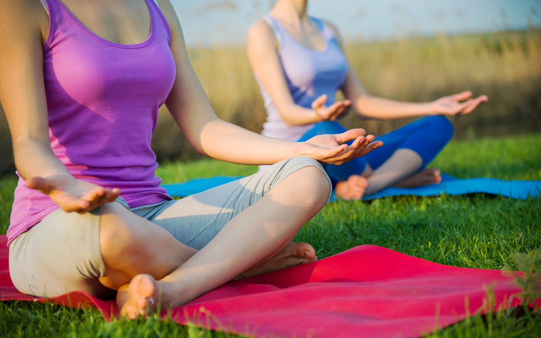 Pilates for Stress Relief and Wellbeing