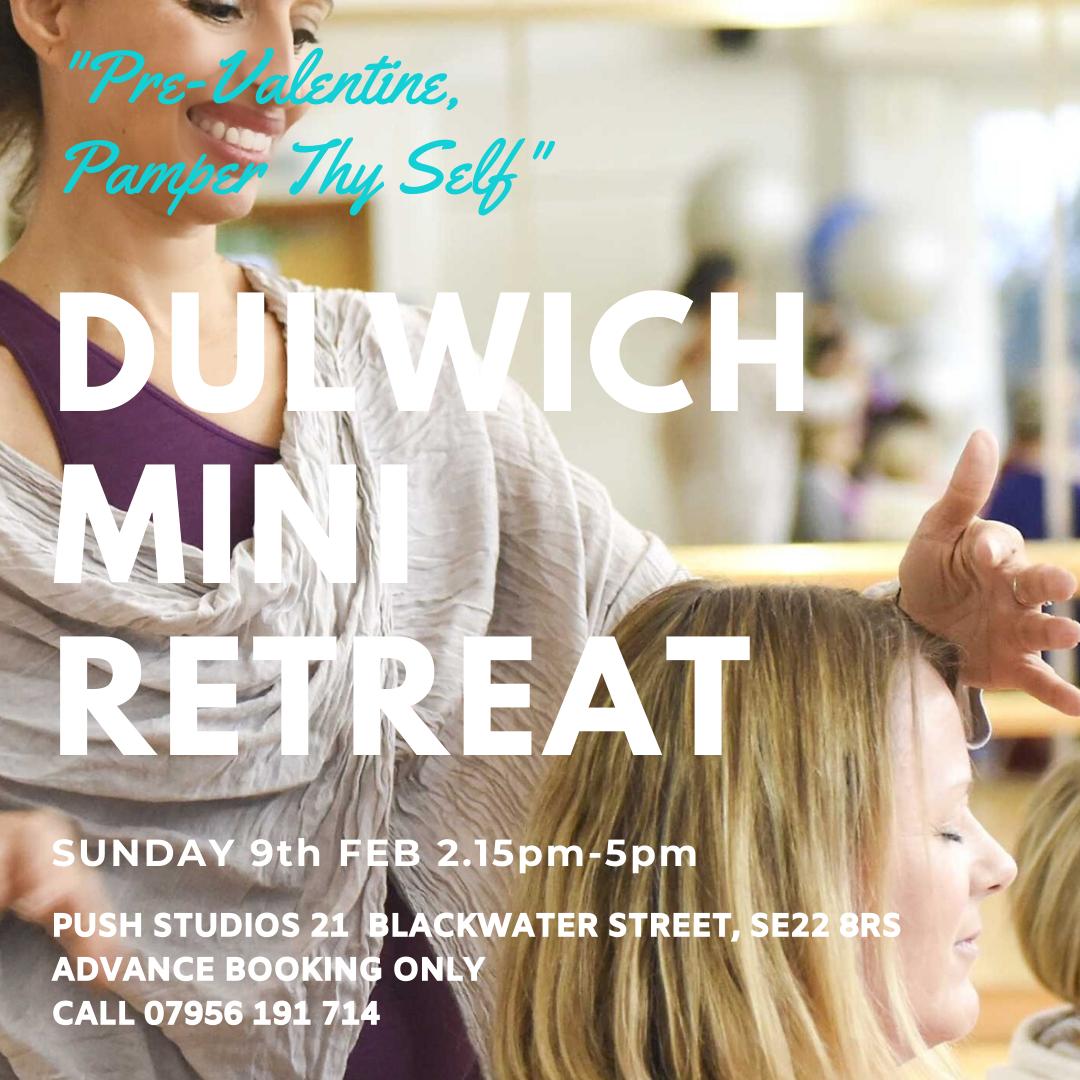 Mini Local Retreat in Dulwich